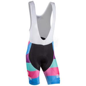 Bianchi Endine Bib Shorts - Stripe