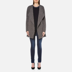 BOSS Orange Women's Tivera Cardigan - Dark Blue