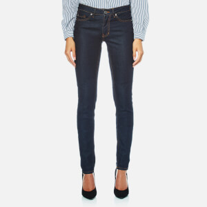 BOSS Orange Women's Orange J20 Rienne Jeans - Navy