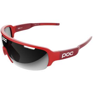 POC DO Half Blade Sunglasses - Bohrium Red