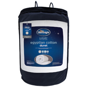 Silentnight Luxury Egyptian Cotton Duvet - 10.5 Tog