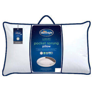 Silentnight Luxury Pocket Sprung Pillow