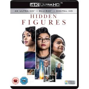 Hidden Figures - 4K Ultra HD