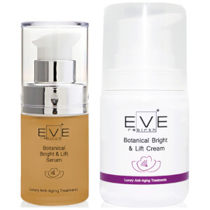 Сыворотка Eve Rebirth Botanical Bright & Lift Serum и крем Eve Rebirth Botanical Bright & Lift Cream