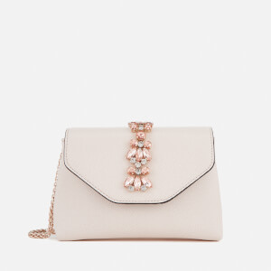 Dune Women's Sabrina-Micro Cross Body Bag - Nude