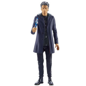 Doctor Who 12th Doctor Peter Capaldi Hoodie Variant with Grey Hoodie