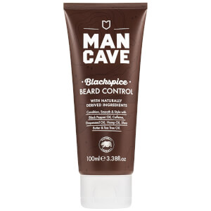 ManCave Beard Control - Blackspice 100ml