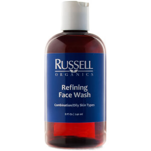 Russell Organics Refining Face Wash 240ml