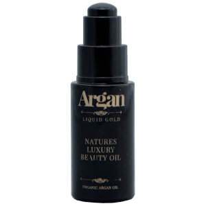Argan Liquid Gold Nature's Luxury Beauty Oil 30ml