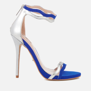 Carvela Women's Gate Heeled Sandals - Blue