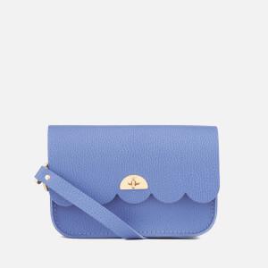 The Cambridge Satchel Company Women's Small Cloud Bag - Dutch Blue Celtic Grain