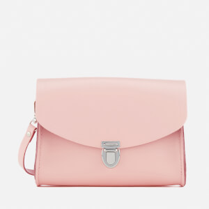 The Cambridge Satchel Company Women's Push Lock Bag - Seashell Pink