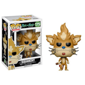 Rick and Morty Squanchy Funko Pop! Vinyl