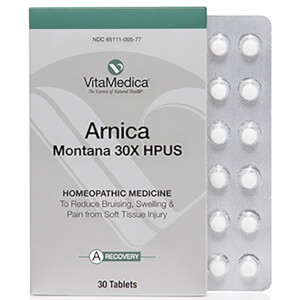 VitaMedica Arnica Montana Blister Pack (Worth $12.50)
