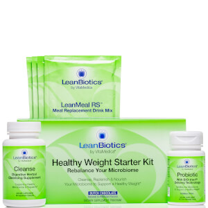 VitaMedica LeanBiotics Healthy Weight Starter Kit - Dutch Chocolate (Worth $124.00)