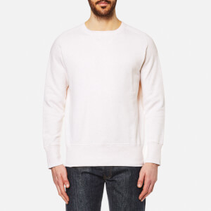 Levi's Vintage Men's Bay Meadows Sweatshirt - White Mele