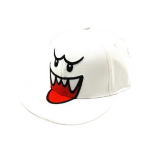 Nintendo Super Mario Boo Flex Cap - White