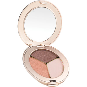 jane iredale PurePressed® Eyeshadow Triple - Pink Quartz