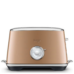 Sage by Heston Blumenthal BTA735BCM The Toast Select Luxe 2 Slice Toaster - Burnt Caramel