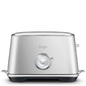 Sage by Heston Blumenthal BTA735BSS The Toast Select Luxe 2 Slice Toaster - Brushed Stainless Steel
