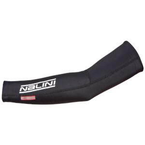 Nalini New Red Arm Warmers - Black
