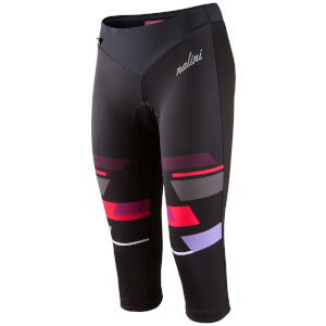 Nalini Women's Authentic 3/4 Shorts - Multi