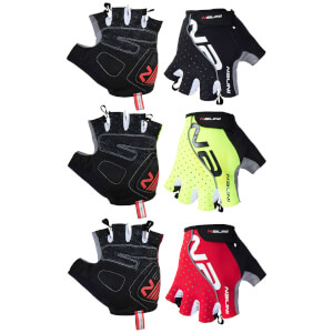 Nalini Red Mitts