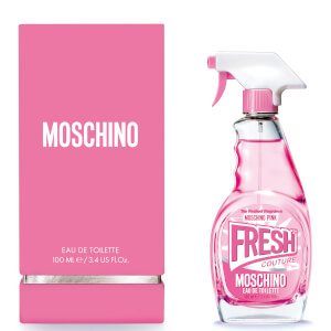 Moschino Fresh Couture Pink EDT 100 ml Vapo