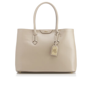 Ralph Lauren Women's City Tote Bag - Limestone