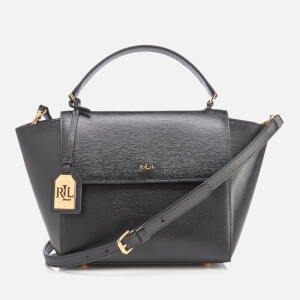 Lauren Ralph Lauren Women's Newbury Barclay Cross Body Bag - Black