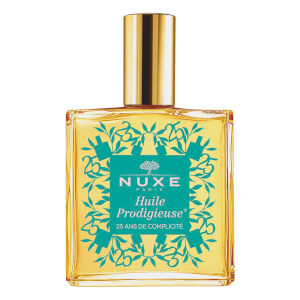 NUXE Huile Prodigieuse® Oil 25th Anniversary Limited Edition 100ml - Green