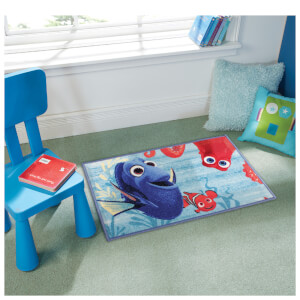 Flair Matrix Disney Rug - Finding Dory Multi (50X80)