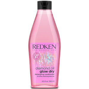 Redken Diamond Oil Glow Dry Acondicionador (250ml)