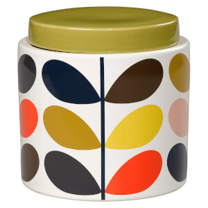 Orla Kiely Storage Jar - Multi Stem