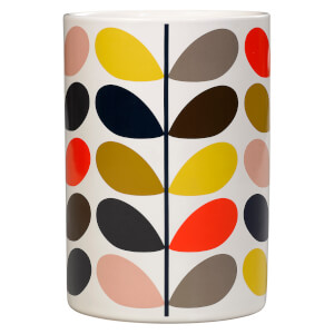 Orla Kiely Utensil Pot Multi Stem