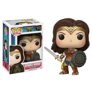 DC - Wonder Woman Figura Pop! Vinyl