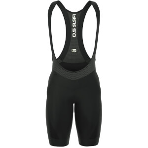 Alé PRR 2.0 Speedfondo Bib Shorts - Black/White