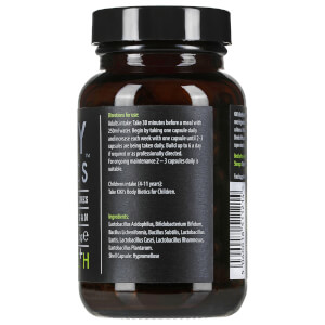 KIKI Health Body Biotics Tablets (120 Capsules): Image 3