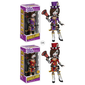 Figurine Mad Moxxi Borderlands avec Variante - Rock Candy Vinyl
