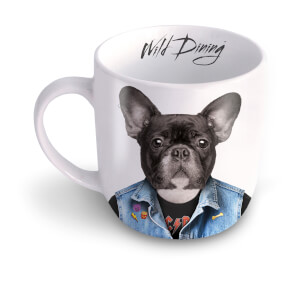 Wild Dining Dylan Dog Mug from I Want One Of Those