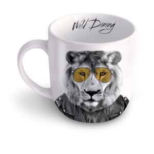 Tasse Larry Le Lion - Wild Dining
