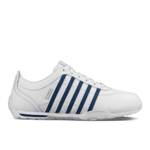 K-Swiss Men's Arvee 1.5 Trainers - White/Ensign Blue