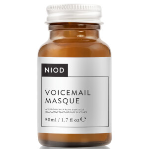 Mascarilla Voicemail de NIOD 50 ml
