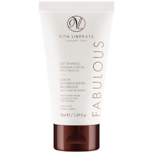 Vita Liberata Fabulous Self Tanning Gradual Lotion 50ml (Free Gift)