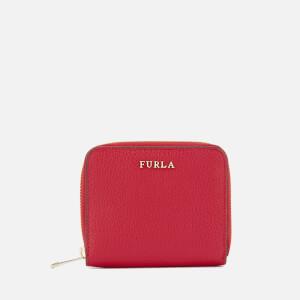 Furla Women's Babylon Small Zip Around Bag - Ruby