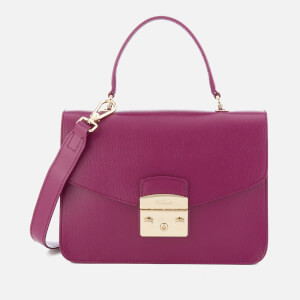 Furla Women's Metropolis Smalltop Handle Bag - Pink