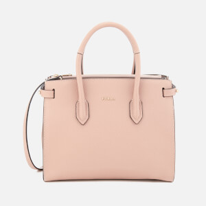 Furla Women's Pin Small East West Tote Bag - Pink