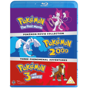 Pokemon Movie Collection