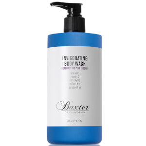 Baxter of California Invigorating Body Wash - Bergamot & Pear 473ml (Worth $48)
