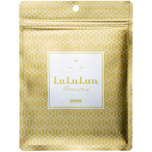 Lululun Face Mask 7 Sheets - Precious White